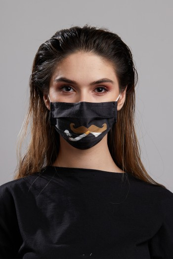 Digital Printed 2 Mask