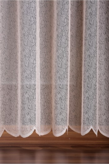 Kinitting Tulle Curtain