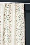 Flower  Printed Child Curtain
