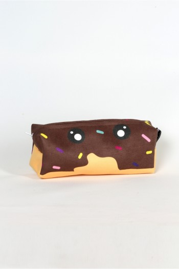 Donut Make-Up Bag