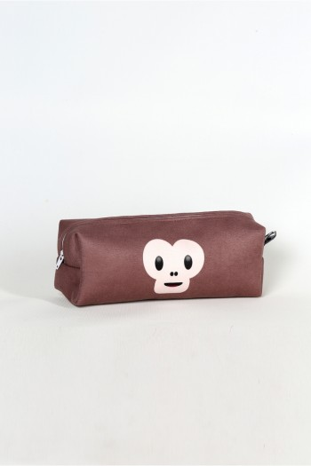 Monkey  Make-Up Bag