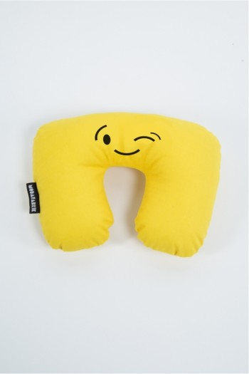 Winking Travel Pillow