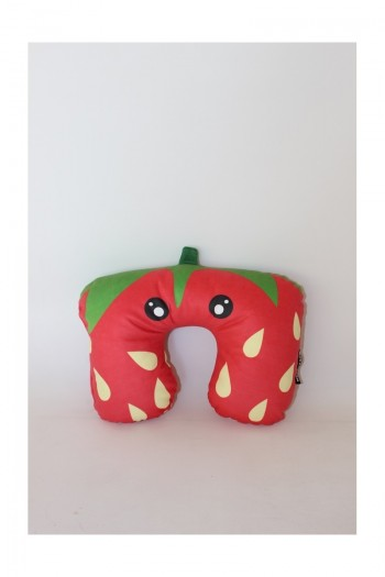 Strawberry  Travel Pillow