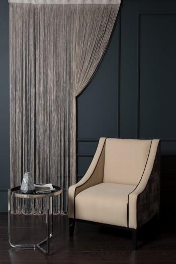 Mink Pandora String Curtain