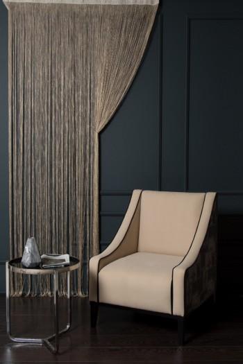 Gold Pandora String Curtain