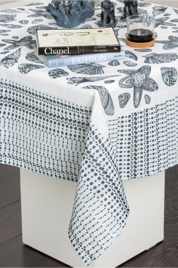 Mussel Tablecloth