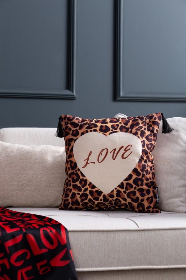 Leopard Pattern Pillow