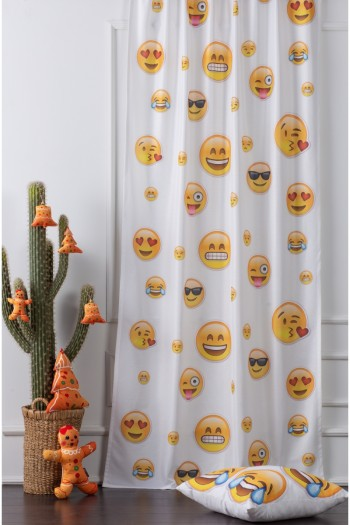 Digital Printed Child Curtain