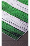 Yeşil Beyaz Halı