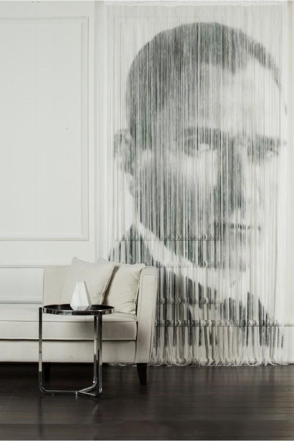 Atatürk  İp  Perde