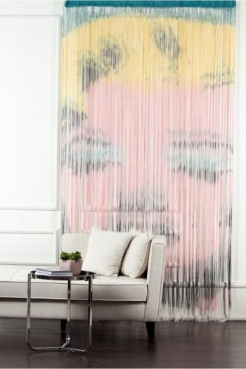 Marlyn Monroe String Curtain