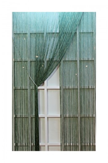 Green String Curtain