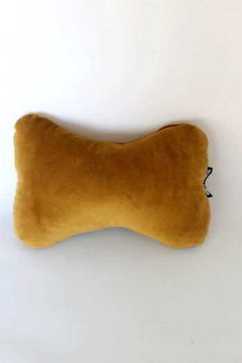 Kahverengi Boyun Yastığı