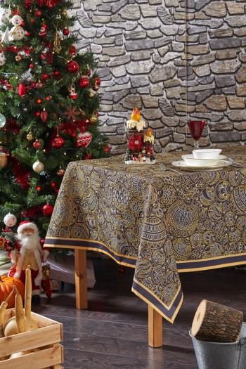 Merry Christmas Masa Örtüsü