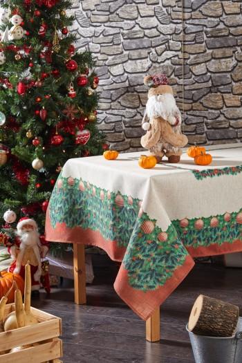 Noel Masa Örtüsü