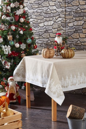 Pine Tree Tablecloth