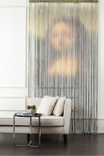 Mona Lisa String Curtain