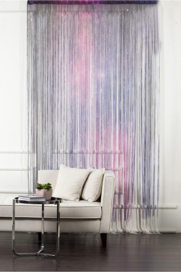 Cosmos String Curtain