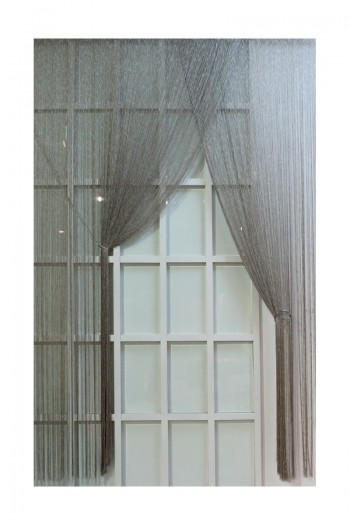 Light Brown String Curtain