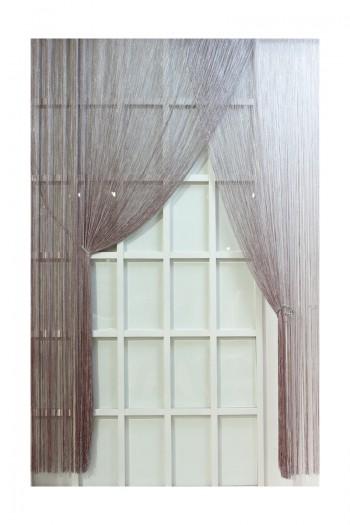 Lila String Curtain