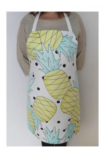 Ananaslı Mutfak Önlüğü