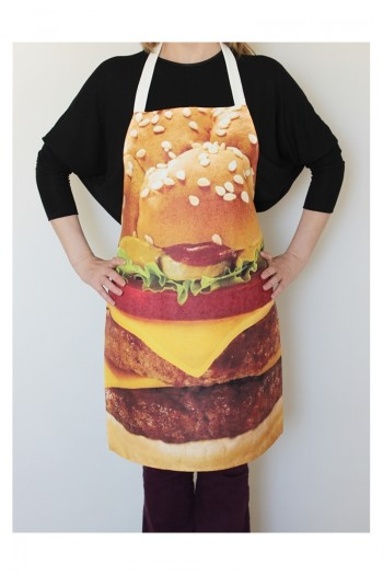 Hamburger Mutfak Önlüğü