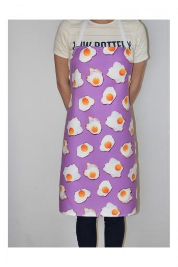 Yumurtalı Mutfak Önlüğü