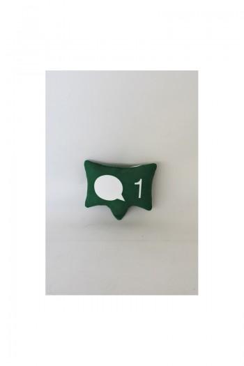Yeşil Yorum Simgesi