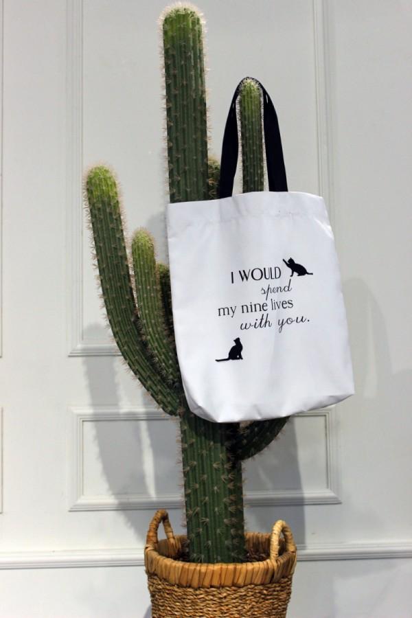 Digital Printed Beach Bag