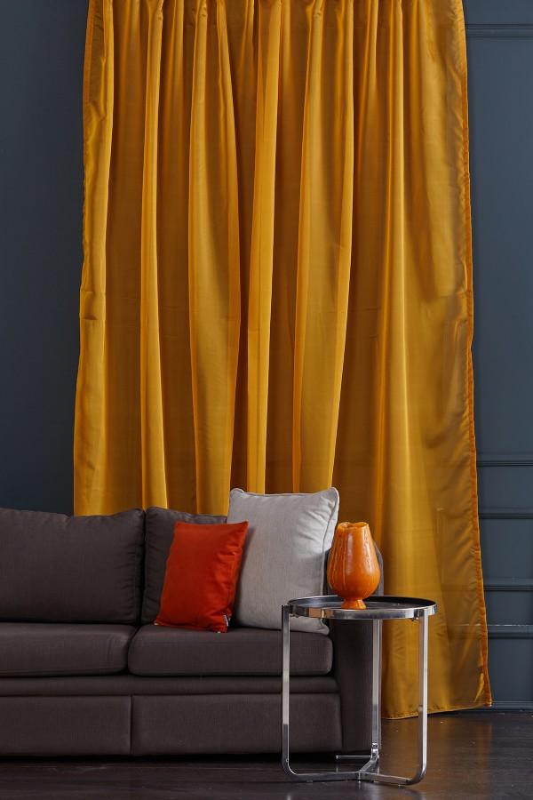 Organze Tulle Curtain