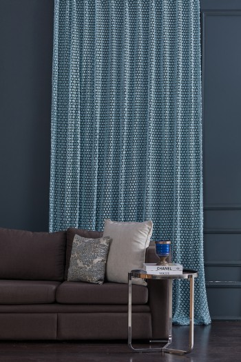 Knitted Tulle Curtain