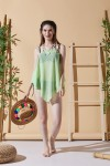 Bodrum Green Beach Dress