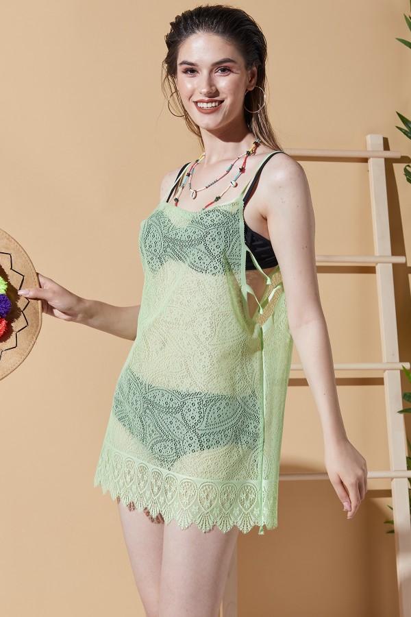 Janna Green Beach Dress