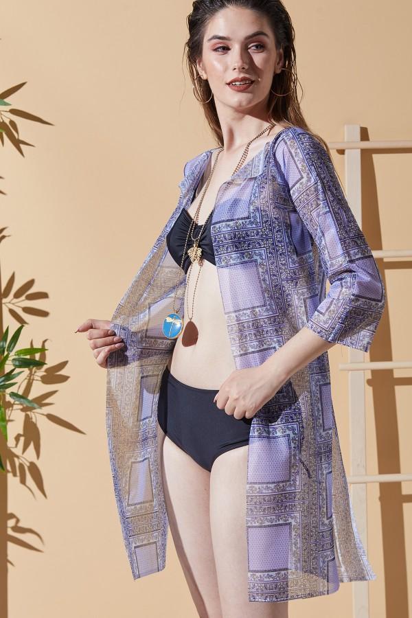 Kimono Plaj Elbisesi