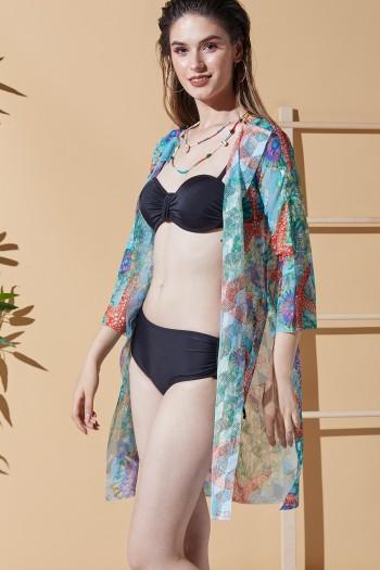 Kimono Star Plaj Elbisesi