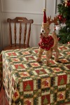Christmas Patterned Table Cloth