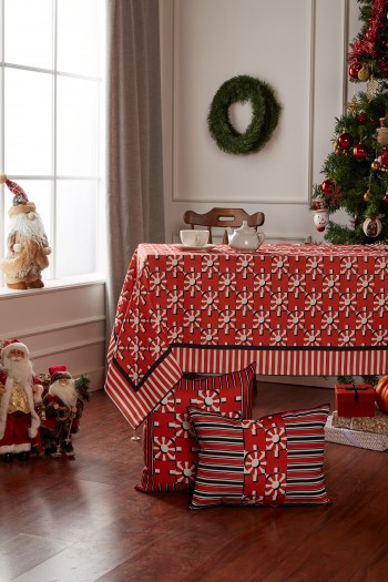 Christmas HoHo Table Cloth