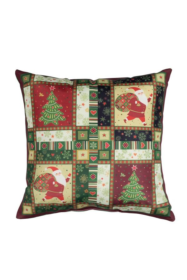 Christmas Digital Printed Decorative Pillow