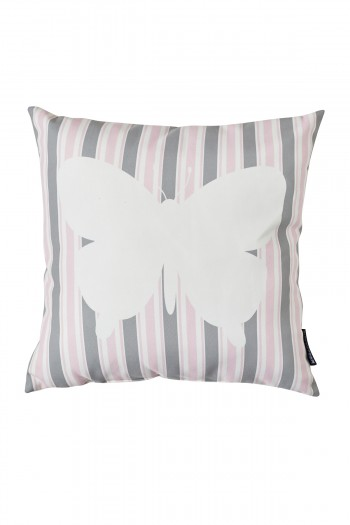Butterfly Pattern Pillow