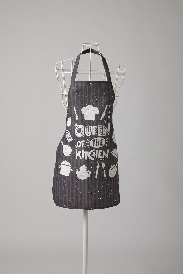 Kitchenware Pattern Queen Kitchen Apron