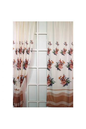 Vintage Collection Fund Curtain
