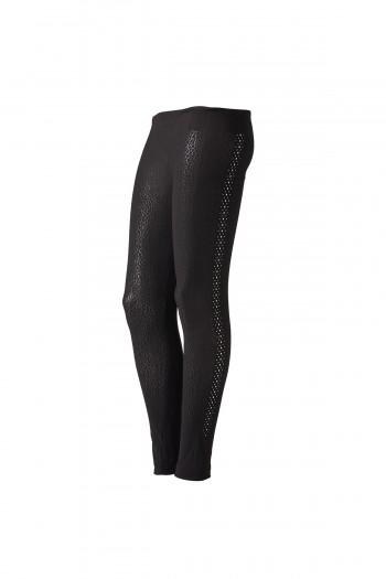 Black Knitted Leggings