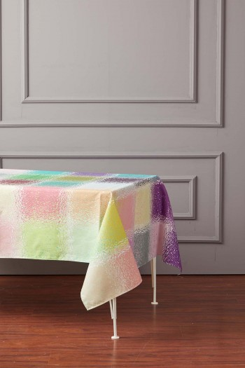 Rengarenk Masa Örtüsü