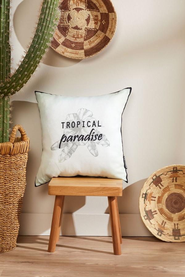 Tropical Dekoratif Yastık