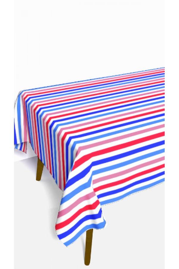Çizgili Masa Örtüsü