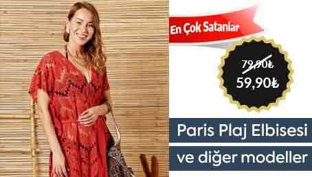 Paris Plaj Elbisesi