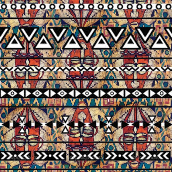 etnik desen