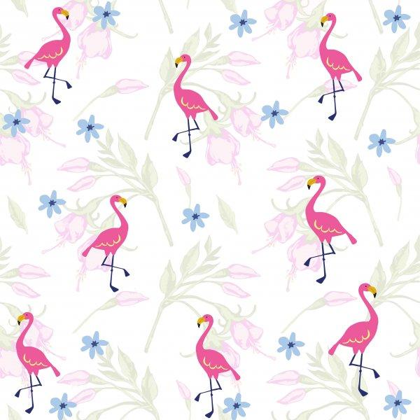 flamingo deseni