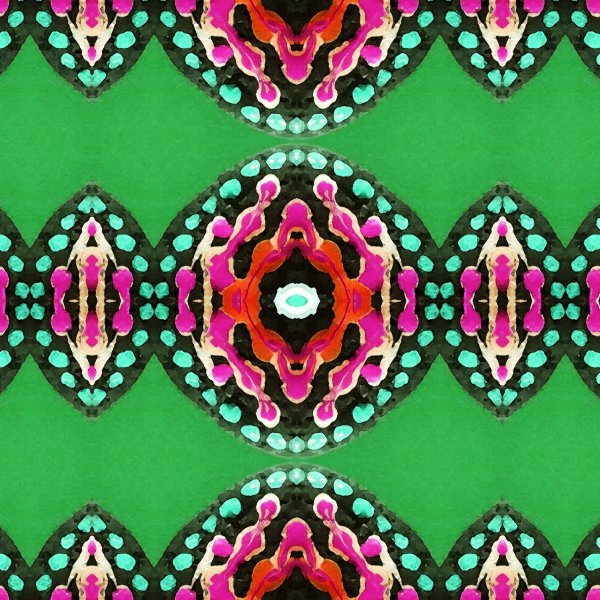 nazar boncuğu-yeşil