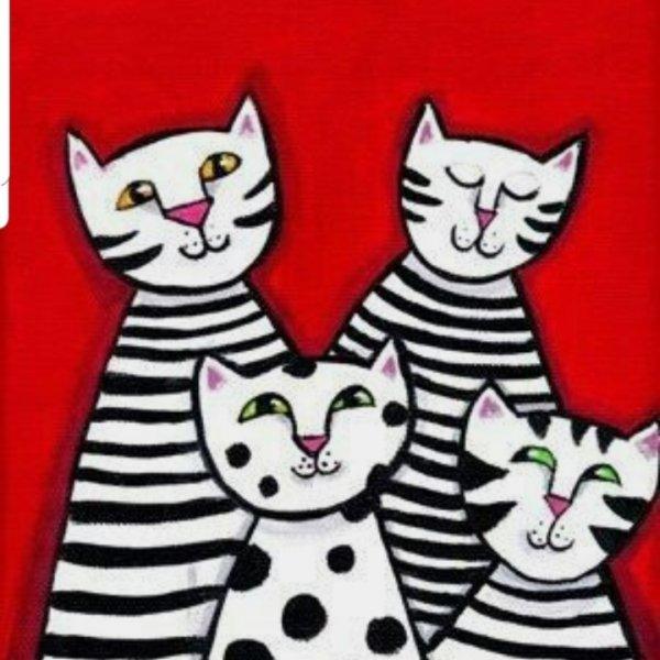 Kırmızı kediler